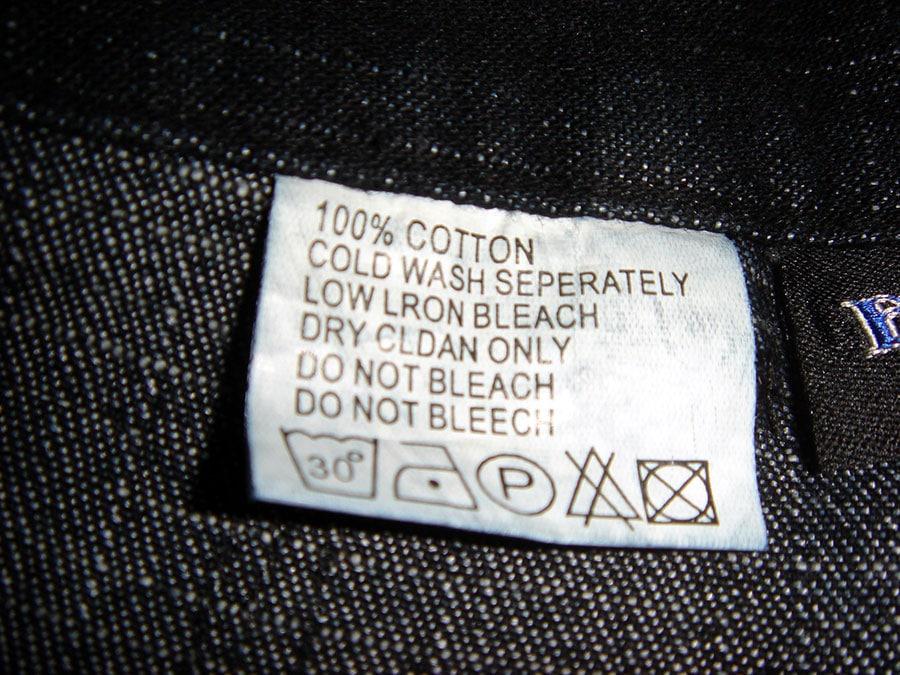 Etiquetas para roupas te ajudam a comprar o tecido correto | Sansil Etiquetas Bordadas