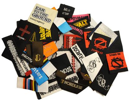 Etiquetas para roupas fazem a diferença na confecção | Sansil Etiquetas Bordadas