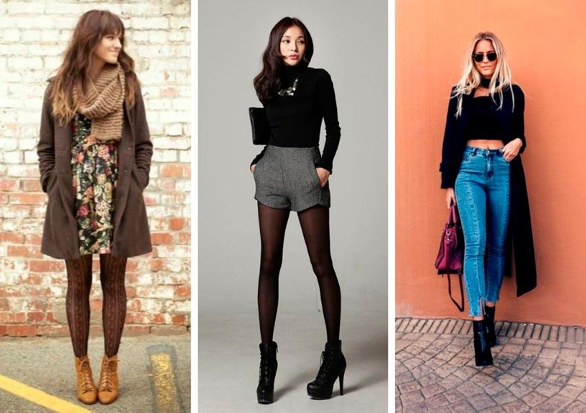 Como usar roupas de verao no inverno