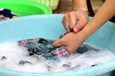 Com que frequência você deve lavar suas roupas?