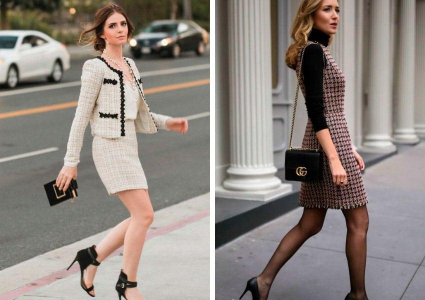 modelos-de-roupa-feminina-em-tecido-tweed