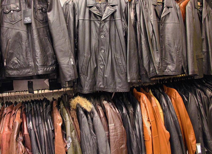 Como cuidar da sua roupa de couro | Sansil Etiquetas Bordadas