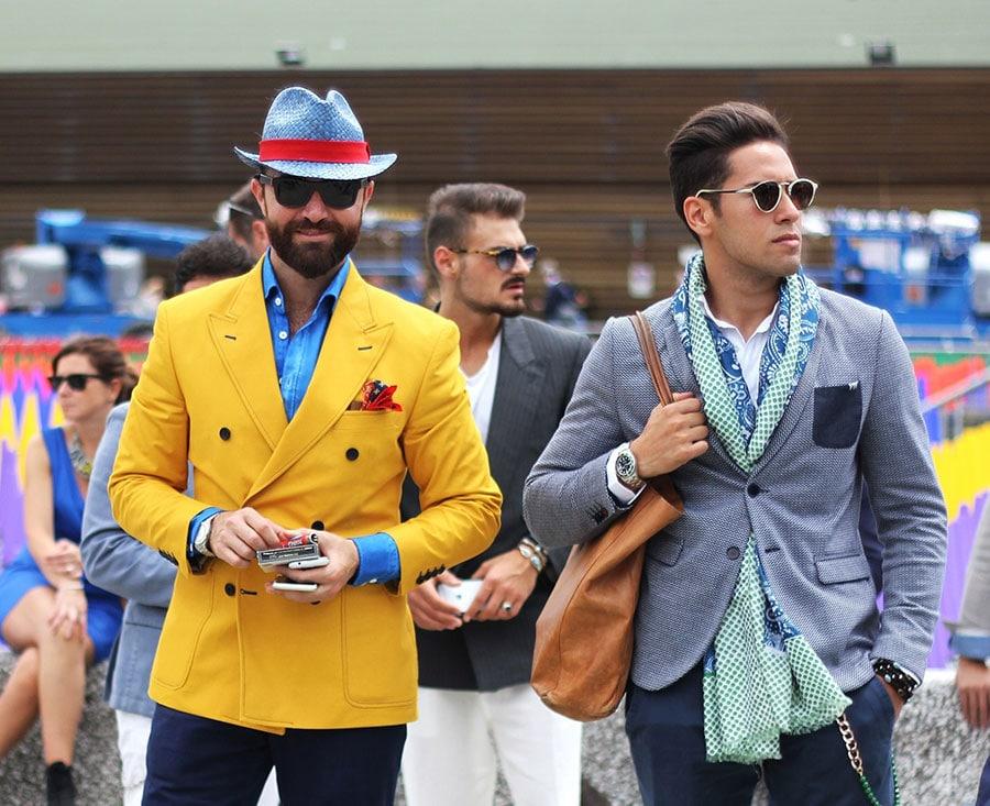 3 dicas de estilo para os homens | Sansil Etiquetas Bordadas