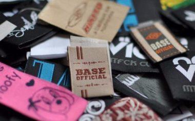 5 Motivos para usar etiquetas bordadas em sua confecção