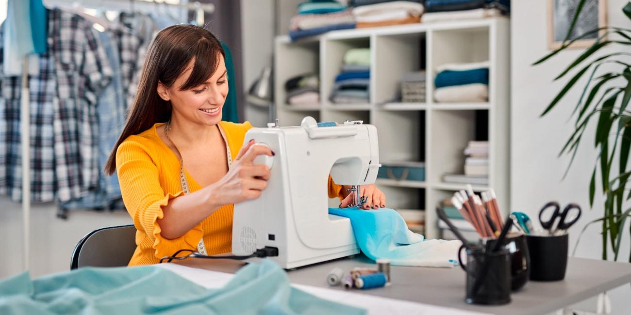 Construa o seu próprio ateliê de costura!