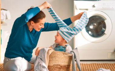 6 dicas para cuidar das roupas infantis!